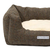 Heritage Tweed Boxy Dog Bed