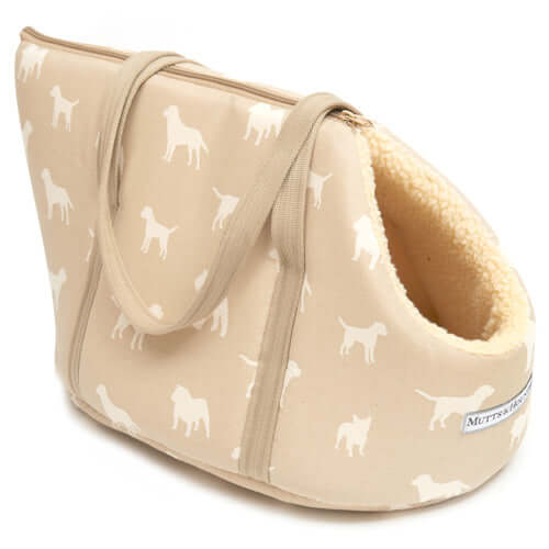 M&H Biscuit Dog Carrier