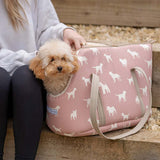 M&H Old Rose Dog Carrier