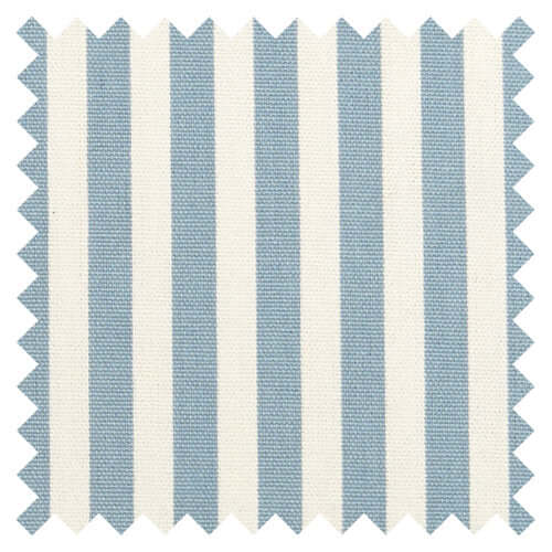Chambray Stripe Fabric Sample