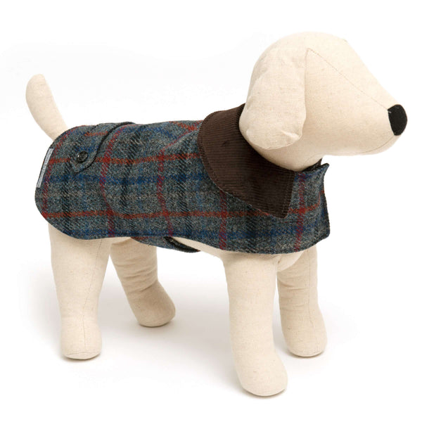 Tytherton Tweed Dog Coat
