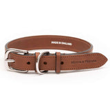 Tan Full Leather Collar