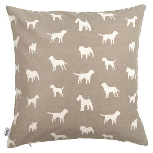 M&H French Grey Cushion