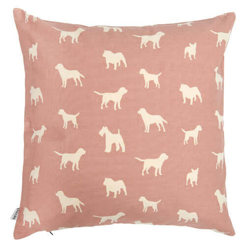 M&H Old Rose Cushion