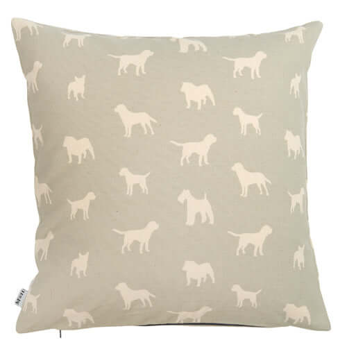 M&H Powder Blue Cushion