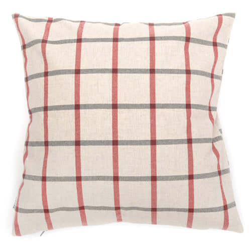 Nottingham Check Cushion