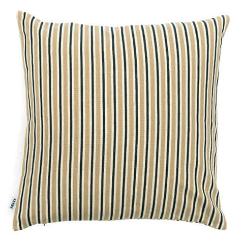 Tetbury Stripe Linen Cushion