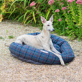 Tytherton Tweed Donut Dog Bed
