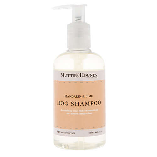 Mandarin & Lime Dog Shampoo