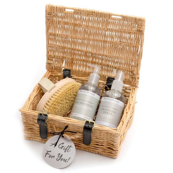 M&H Dog Gift Hamper - Grooming