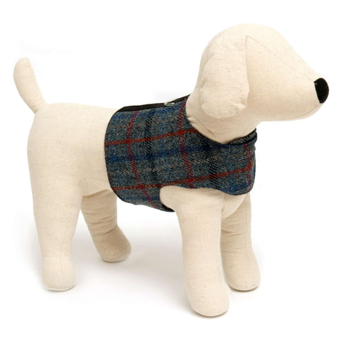 Tytherton Tweed Soft Dog Harness