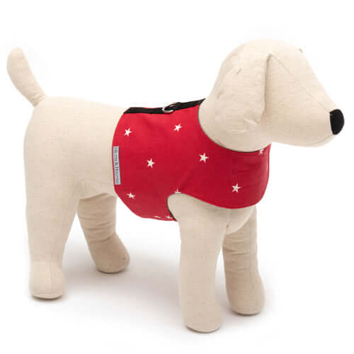 Cranberry Star Cotton Harness