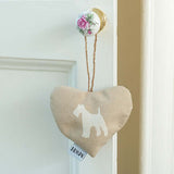 M&H Biscuit Lavender Heart