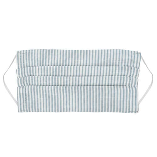 Pack of 3 Face Coverings - Mineral Stripe