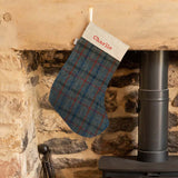 Tytherton Tweed Christmas Stocking