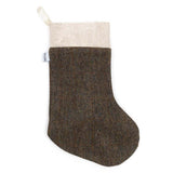 Heritage Tweed Christmas Stocking