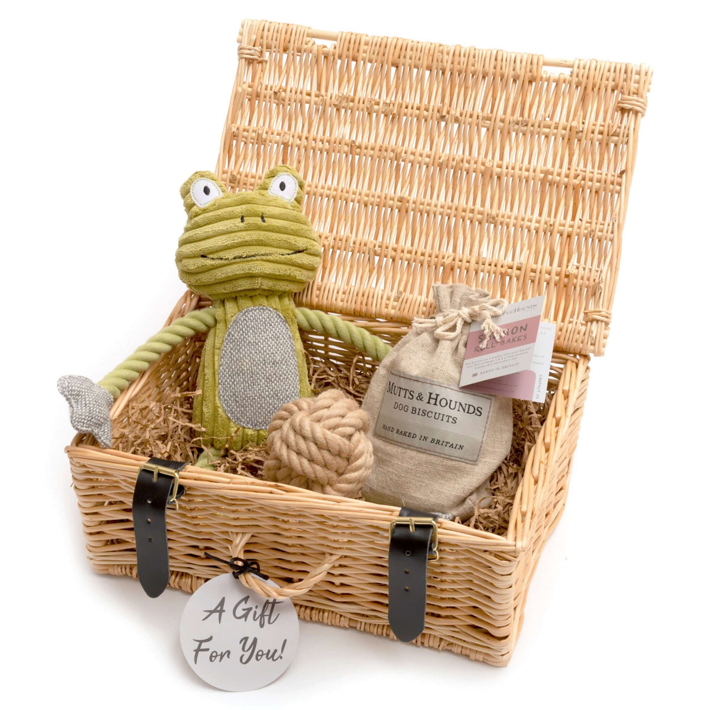 M&H Dog Gift Hamper - Toys & Treats
