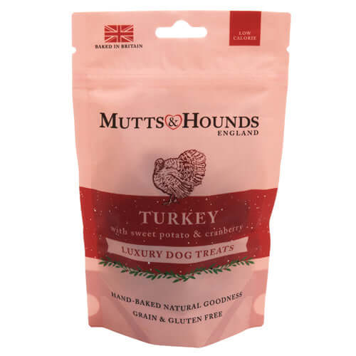 Christmas Turkey Dog Treats