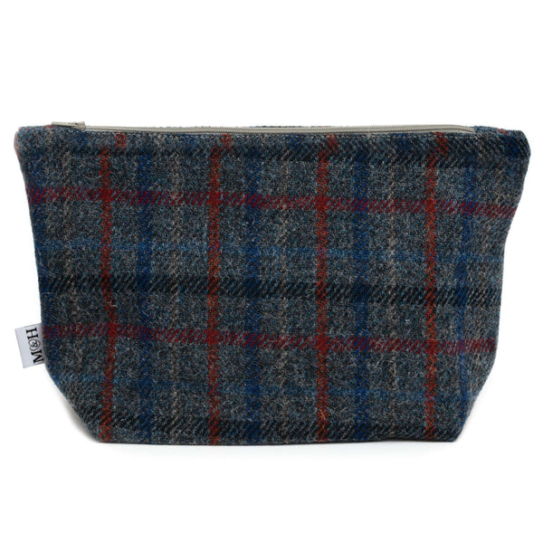 Tytherton Tweed Wash Bag