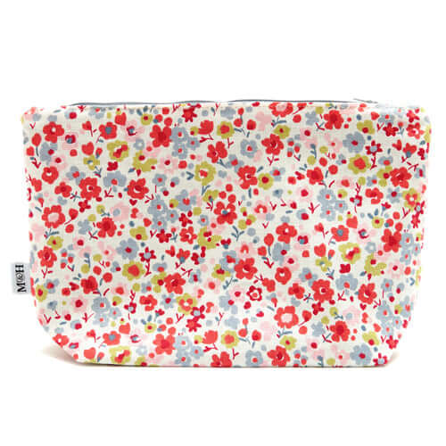 Posie Cotton Wash Bag