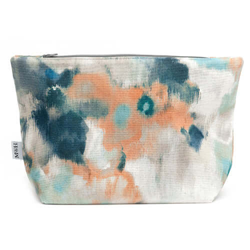 Watercolour Wash Bag