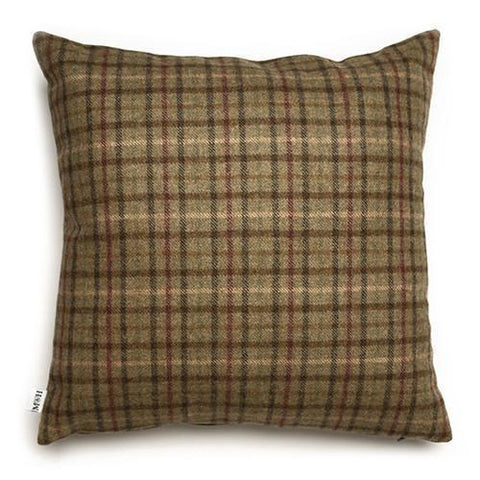 Balmoral Tweed Cushion