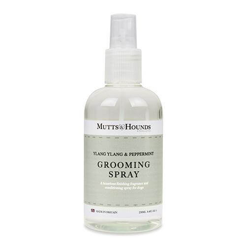 Mutts and Hounds Luxury Ylang Ylang & Peppermint Grooming Spray