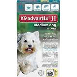 Advantix II Medium Dog