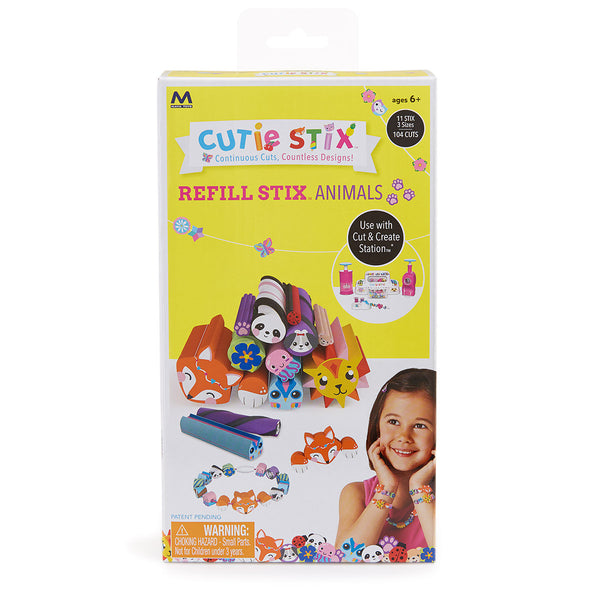 cutie stix refill animals idea presents