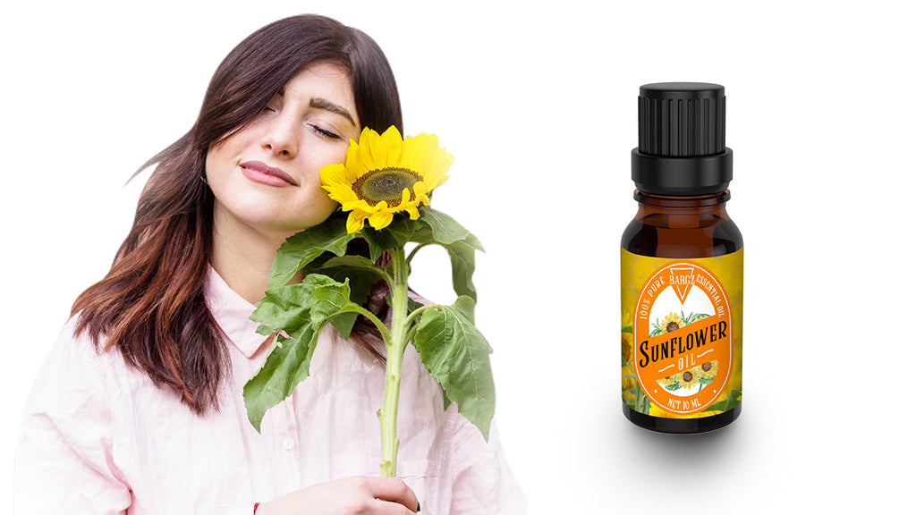 How to Use Sunflower Oil in Five Fantastic Ways