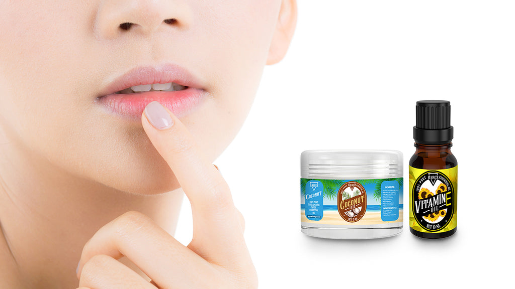 How to Make Homemade Coconut Oil Lip Balm