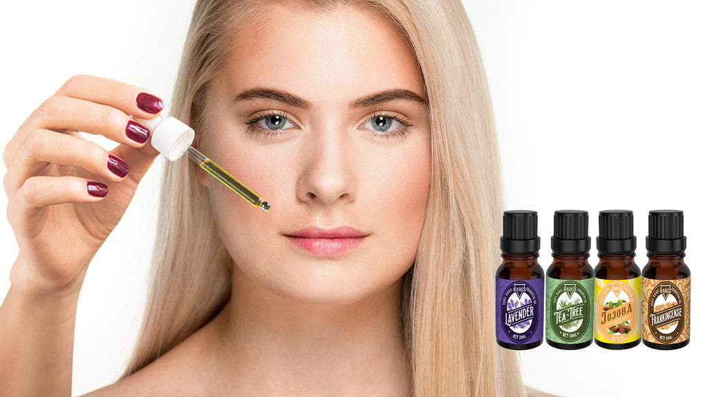 How to Make Facial Serum Using Essential Oils