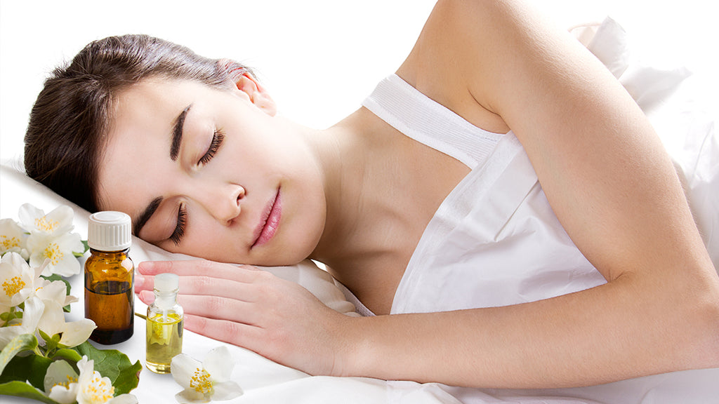 Five Effective Ways to Use Essential Oils for Better Sleep