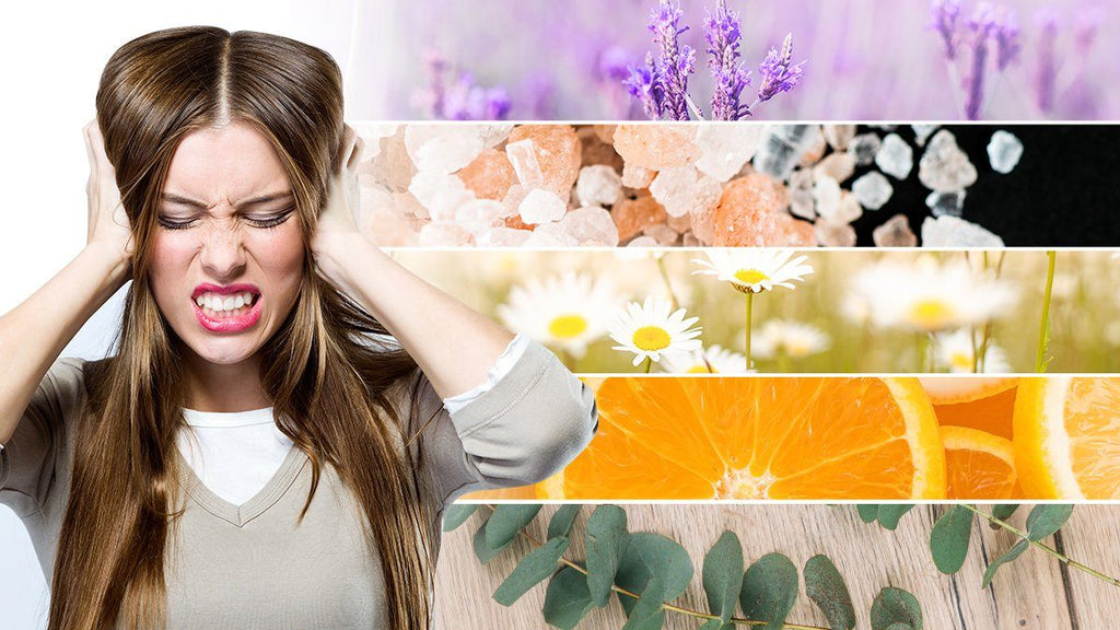 Five Fabulous Essential Oils for Stress and Anxiety