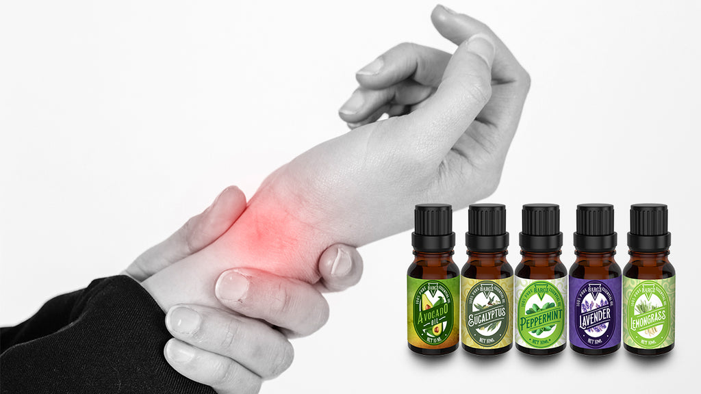 How to Make a Roller Blend for Carpal Tunnel Syndrome