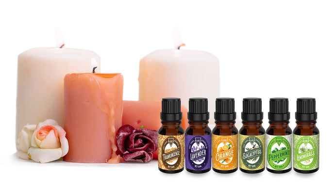 How to Make DIY Essential Oil & Aromatherapy Candles
