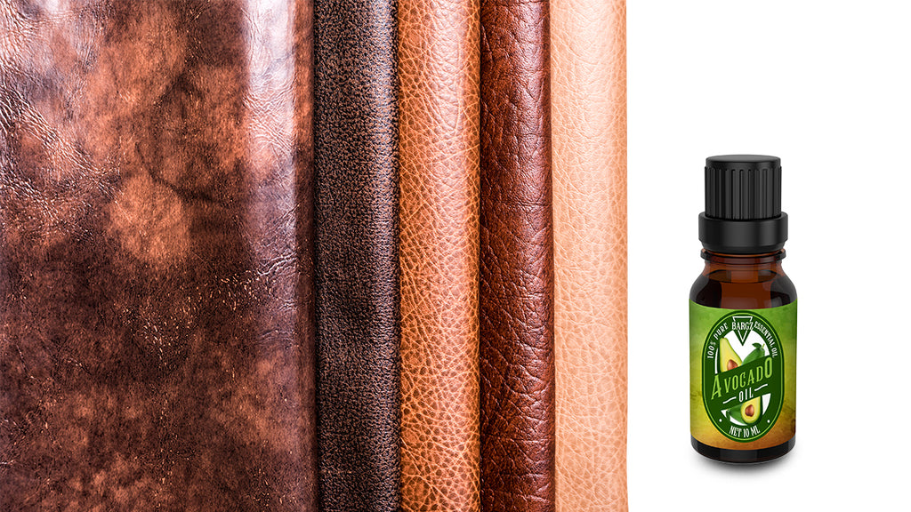 How to Use Avocado Oil as Leather Conditioner