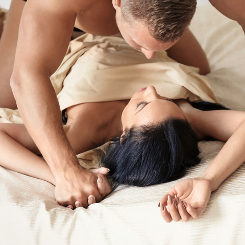 HOW TO SATISFY YOUR MAN IN 3 STEPS