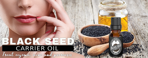 Black Seed Carrier Oil Sample 3.69 ml (1 Per Customer)