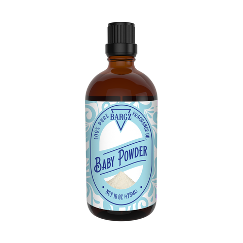 Image of Bargz Baby Power Oil