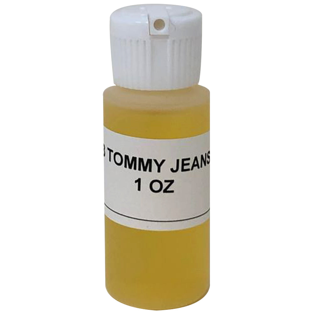 Tommy Jeans Premium Grade Fragrance Oil for Women (1 OZ)