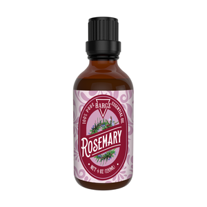 Rosemary Essential Oil, Hair Care, Skin Glow, Cognitive Function & Fresh Stimulating Fragrance