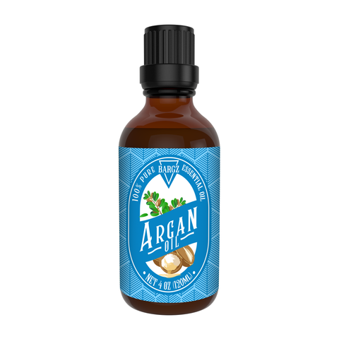 Image of Argan Oil, Glass Amber Bottle, Therapeutic, Classic Oil