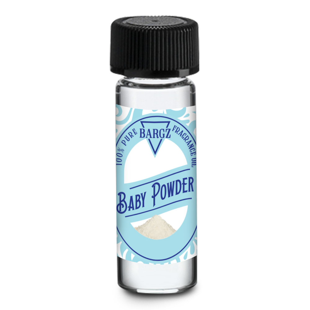 Baby Powder Fragrance Oil Sample 3.69 ml (1 Per Customer)