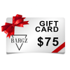 Bargz $75 Gift Card - Give The Gift Of Bargz This Holiday Season!