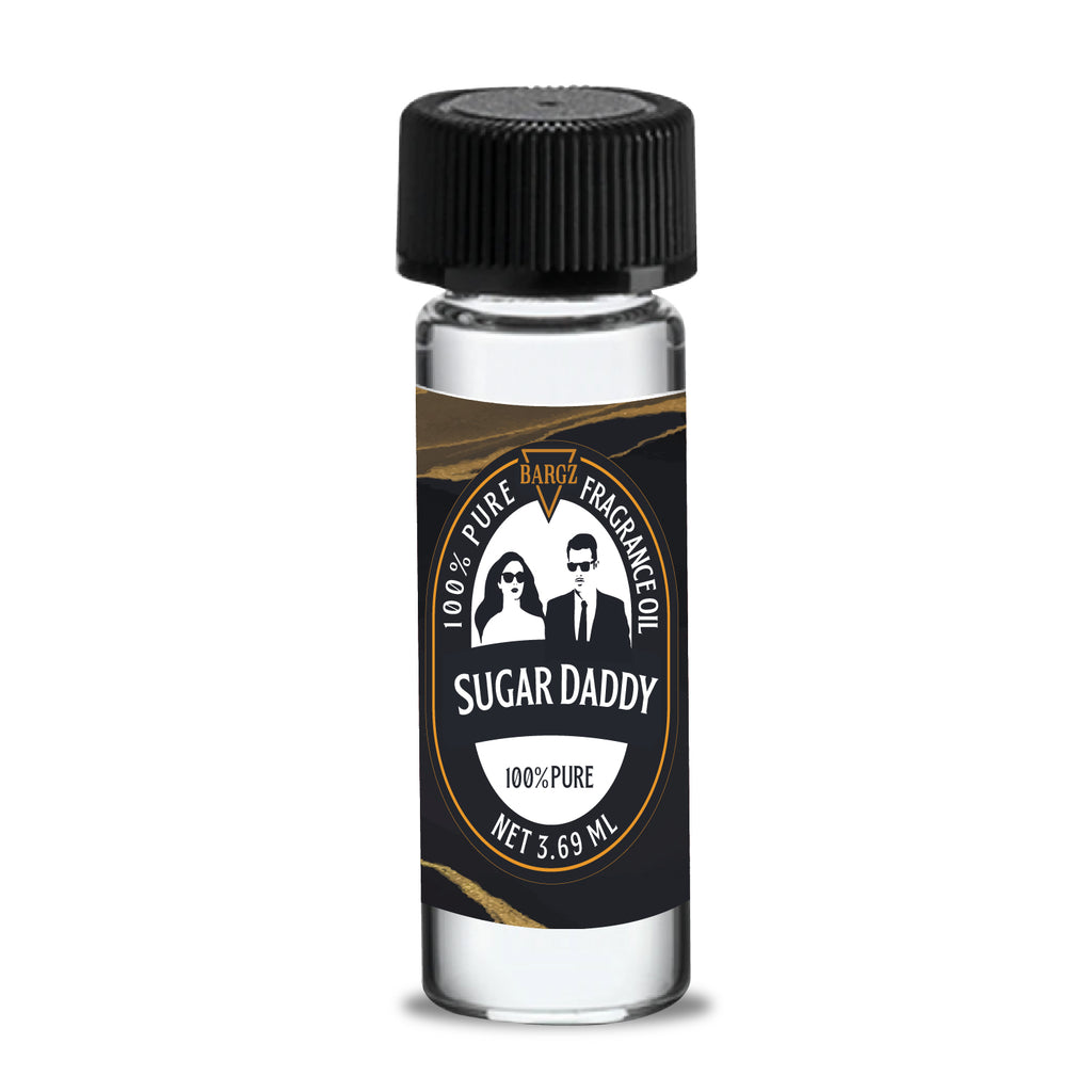 SUGAR DADDY Fragrance Oil For Men - Sample 3.69 ml (1 Per Customer)