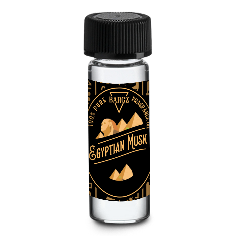 Egyptian Musk Fragrance Oil Sample 3.69 ml (1 Per Customer)