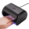 Mini 9W Manicure Tool 3 High Power LED / UV Phototherapy Nail Gel Lamp