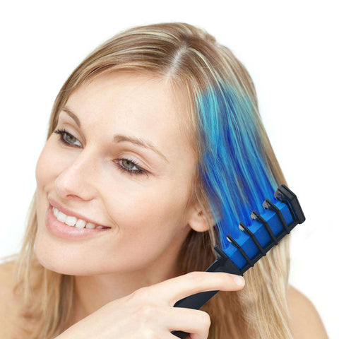 Image of Professional Temporary Hair Dye Comb