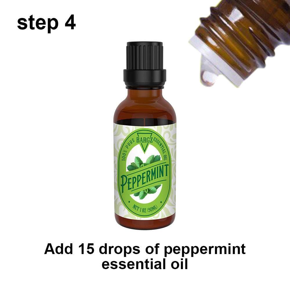 Peppermint Bug Spray Bundle ( 1oz Peppermint Essential Oil, 2oz Spray Bottle and 1oz Jojoba Essential Oil )